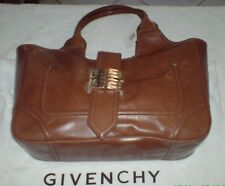 AUTHENTIC GIVENCHY BROWN LEATHER HANDBAG,EXCELLENT CONDITION,RRP: OVER $1000