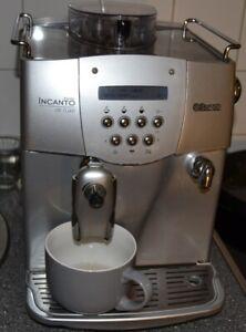 SAECO Incanto de Luxe S-Class Kaffemaschine Vollautomat