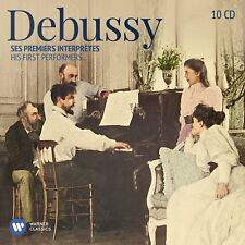 Debussy His First Performers 10 CD