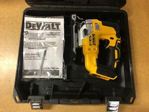 DeWalt DCS334B Brushless Jig Saw 20V Orbital Action Tool Only w/ Hard Case NEW