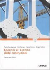 Esercizi di Tecnica delle Costruzioni Esempi Svolti Telai Gambarova CittàStudi