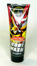Transformers Toasted Marshmallow Scented  Body Wash Kids Boy's  8 Oz Ages 3 & up