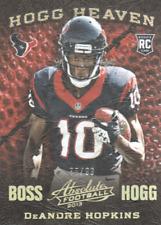 2013 Absolute Hogg Heaven Boss Hogg #62 DeAndre Hopkins 77/99 Houston Texans