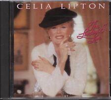 Celia Lipton - The London I Love (CD Album) ... No Barcode