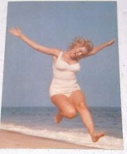 Postcard Marilyn Monroe On Beach #105-240 by Classico San Francisco Unpost B1G2F