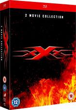 xXx / xXx - The Next Level Blu-Ray   (Vin Diesel) (Ice Cube)