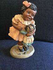 All God's Children Lisa African American Figurine by Martha Holcombe