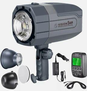 Neewer Vision5 400W TTL Studio Flash for Sony A9 A7III A7RIII A7II A7RII A7SII