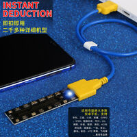 MECHANIC AD-17 Android mobile phone battery charging Activation board panel