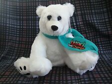 Girl Scout Cookie Lead The Change ABC Bakers Polar Bear Plush Toy 2014 2015
