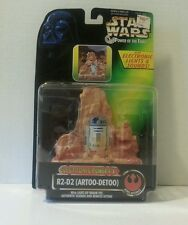 1996 Kenner Star Wars Power Of The Force Electronic Power F/X R2D2 Action Figure