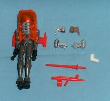 vintage Mego Micronauts complete GRAY GALACTIC DEFENDER