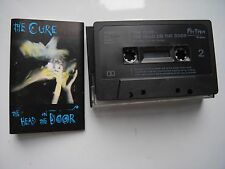 THE CURE,THE HEAD IN THE DOOR,CASSETTE FIXHG11 4228272314 1985 FICTION LTD.DOLBY