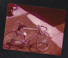 Vintage Photograph Cool Old Vintage Bicycle / Bike Parked on the Grass