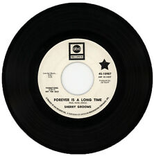 """SHERRY GROOMS  FOREVER IS A LONG TIME c/w THAT SAME OLD SONG"""" DEMO NORTHERN SOUL"""