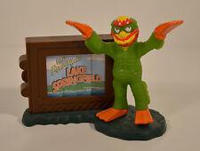 "2002 Black Lagoon Willie 3"" Burger King Creepy Classics Halloween Action Figure"