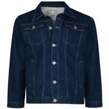 Abrigos y chaquetas de hombre talla XL azul de poliéster