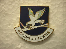 AIR FORCE HAT PIN - SECURITY POLICE/FORCES BERET FLASH