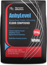 tilemaster anhylevel gypsum based flexible self levelling compound