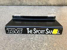TEVA RARE VINTAGE 80s 90s Shoe Shelf Shelves Display for Slat Walls