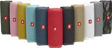JBL FLIP 5 D 'água Portátil Bluetooth Speaker-todas As Cores