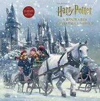 Harry Potter: A Hogwarts Christmas Pop-up, Insight Editions  #12114