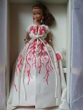 SilkStone Fashion Model Collection Palm Beach Coral Barbie Doll MIMB Tissued