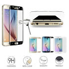 Full Coverage Tempered Glass Film Screen Protector For Samsung Galaxy s6 S7 Edge
