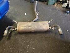 Mazda rx8 standard Exhaust Cat Back