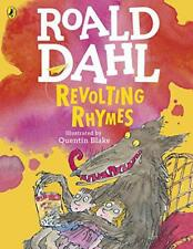Revolting Rhymes (Colour Edition) by Dahl, Roald | Paperback Book | 978014136932