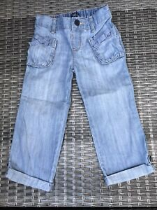 babyGap cropped pants capris Jean girls size 5T