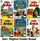 The Adventures of Little Archie #1-180 complete collection DVD 1956 PLUS extras
