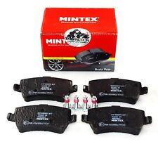 MINTEX REAR BRAKE PADS FORD VOLVO LAND ROVER MDB2863 (REAL IMAGE OF PART)