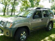 Fits Nissan Xterra  2005 - 2016  Wind Deflectors Tape-on