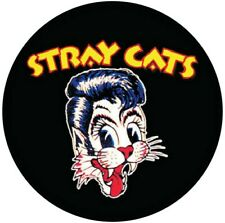 "THE STRAY CATS ROCKABILLY QUALITY VINYL STICKER 100MM 4""... buy 2 get 1 free"