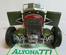 GMP 1/18 FORD 1932 HOT ROD Roadster AERO ROD Vintage Deuce DIECAST CAR MODEL