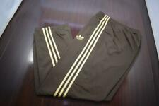 39498 Mens Adidas Performance Striped Warm Up Athletic Track Sweat Pants 3XL