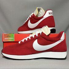 Nike Air Tailwind 79 UK11.5 487754-602 EUR47 US12.5 red suede mesh waffle og