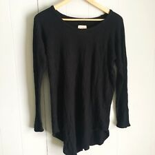 Chaser Waffle Thermal Sweater Size L