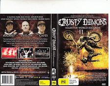 Crusty Demons:Night of World Records 2-2008-Motor Bike Crusty Demons-DVD