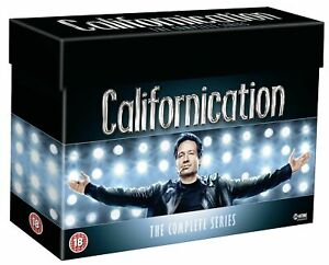 Californication Season 1-6 The Complete Collection