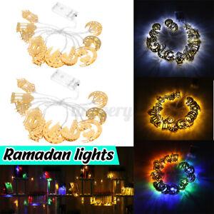 3M Ramadan Eid Decorations Fairy Lights Islam Moroccan LED Party Hanging Light