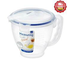 Lock & Lock Measuring Cup 1l With Lid