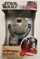 Starwars Disney Led Night Light Deathstar New! Protects image on wall, ceiling!