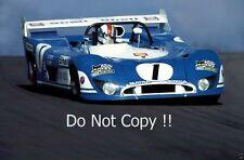 Francois Cevert Matra MS670 Sportscar Photograph 2