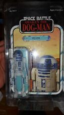 MOTORBOT R2-DX SDCC 2014 DKE EXCLUSIVE RESIN FIGURE ONLY 20 MADE! HARD TO FIND!