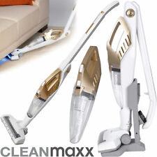 CLEANmaxx 2in1 Akku Hand Boden Staubsauger Sauger HEPA-Filter Beutellos 14,8 V