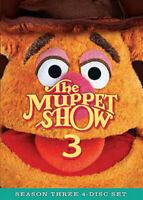 The Muppet Show: Season 3 (Third Season) (4 Disc) DVD NEW
