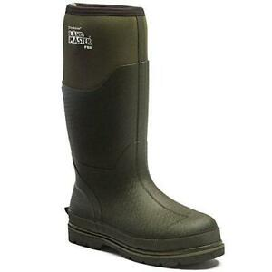 Dickies Landmaster Pro Wellingtons Non-Safety Work Thermal Warm FW9901)
