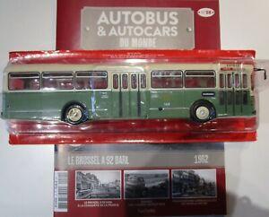 IXO 1/43 - Autobus et autocars du monde 28 - Brossel A92 DARL 1962